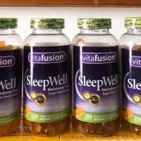 Kẹo ngủ SleepWell Vitafusion review-1