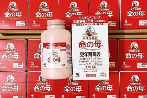 Viên uống tiền mãn kinh Kobayashi review-1