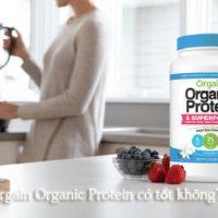 Bột đạm hữu cơ Orgain Organic Protein có tốt không?-1