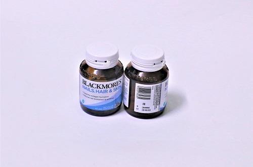 Review thuốc Blackmores Nails Hair and Skin mẫu mới-3