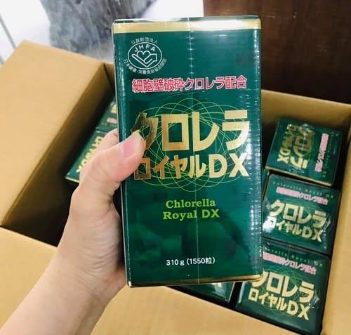 Viên tảo Chlorella Royal DX Nhật Bản có tốt không?-2