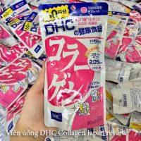 Viên uống DHC Collagen Japan review có tốt không?-1