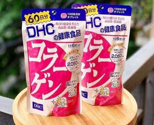 Viên uống DHC Collagen Japan review có tốt không?-3