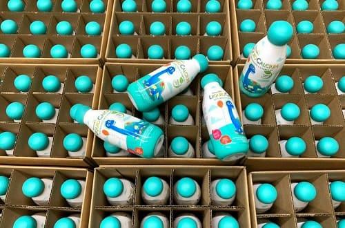 Canxi nước Naturade Liquid Calcium review